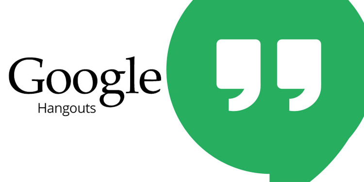 how to delete images from hangouts