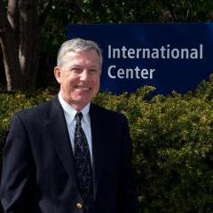 International Center Director John Greisberger