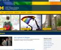 screen shot of the Spectrum Center website